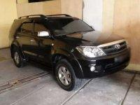 Jual Toyota Fortuner 2006, KM Rendah