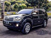 Butuh uang jual cepat Toyota Fortuner 2009