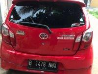 Toyota Agya 2016 dijual cepat
