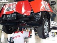 Salah Satu LCGC Terpopuler Tanah Air, Berapa Biaya Perawatan Toyota Agya?