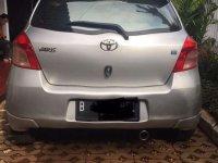 Toyota Yaris 2008 bebas kecelakaan