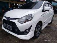 Toyota Agya 2018 dijual cepat