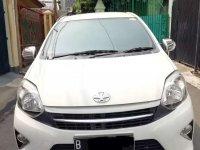 Toyota Agya G bebas kecelakaan