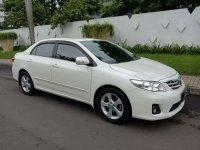 Toyota Corolla Altis 2012 bebas kecelakaan
