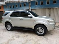 Jual Toyota Fortuner 2005 Automatic
