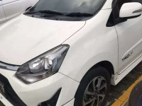 Jual Toyota Agya 2017 Manual