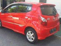 Jual Toyota Agya 2016 Automatic