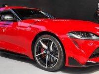 Mengemudi Lebih Mantap Dengan Fitur Toyota GR Supra Yang Disematkan