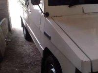 Toyota Kijang Pick Up 1985 bebas kecelakaan