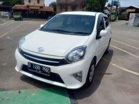 Toyota Agya 2014 dijual cepat