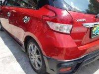 Toyota Yaris 2016 dijual cepat
