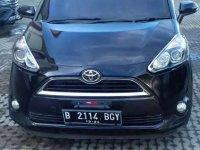 Jual Toyota Sienta 2016, KM Rendah