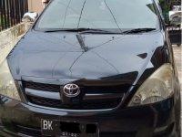 Jual Toyota Kijang Innova G 2.0 M/T 2007 Black Metalic, Sumatra Utara