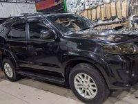 Toyota Fortuner 2013 dijual cepat