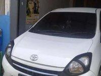 Jual Toyota Agya 2013 Manual