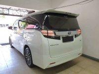 Toyota Vellfire G dijual cepat