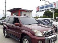 Butuh uang jual cepat Toyota Land Cruiser 2007