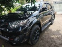 Toyota Fortuner G TRD dijual cepat