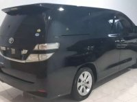 Jual Toyota Vellfire 2009 Manual