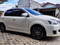 Toyota Etios Valco 2013 dijual cepat