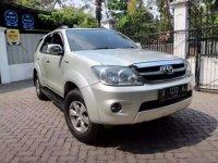 Butuh uang jual cepat Toyota Fortuner 2007