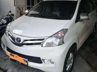 Toyota Avanza 2012 bebas kecelakaan