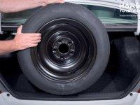 Mobil Toyota Punya Ban Space Saver, Jenis Ban Serep Dengan Ukuran Kecil