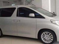Jual Toyota Alphard 2009 Automatic