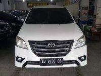 Jual Toyota Kijang Innova 2014, KM Rendah