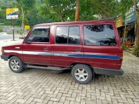 Toyota Kijang 1988 bebas kecelakaan