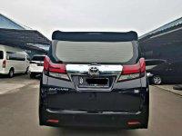 Toyota Alphard 2015 dijual cepat