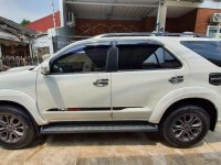 Toyota Fortuner 2014 bebas kecelakaan