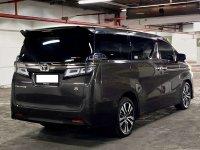 Butuh uang jual cepat Toyota Vellfire 2018