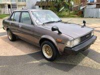 Jual Toyota Corolla 1983, KM Rendah