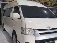 Toyota Hiace High Grade Commuter dijual cepat