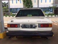 Toyota Corolla 1980 bebas kecelakaan