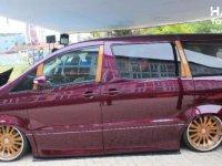 Melihat Modifikasi Toyota Alphard, Tampilan Lebih Mewah Pada Eksterior & Interior