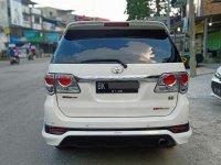 Toyota Fortuner TRD bebas kecelakaan