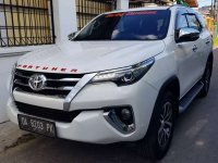 Jual Toyota Fortuner VRZ harga baik