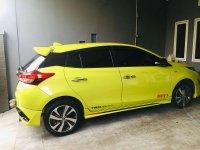 Toyota Yaris 2019 bebas kecelakaan
