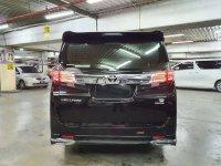 Toyota Vellfire G Limited bebas kecelakaan