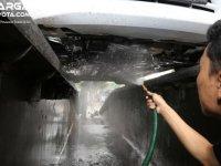 Mencuci Kolong Mobil Saat #DiRumahAja, Jangan Lewatkan Bagian-Bagian Ini