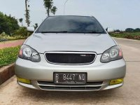 Jual Toyota Corolla Altis 2002 Manual