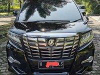 Toyota Alphard 2017 dijual cepat