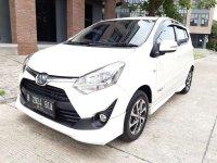 Jual Toyota Agya 2019 Automatic