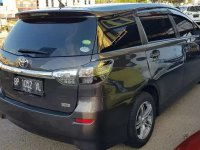 Jual Toyota Wish 2014 Automatic