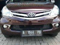 Dijual cepat Toyota Avanza 1.3 G 2012 di Banten