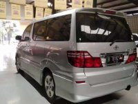 Jual Toyota Alphard 2008 Automatic