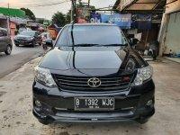 Jual Toyota Fortuner 2014 harga baik