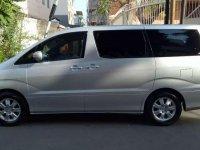 Jual Toyota Alphard 2004 harga baik